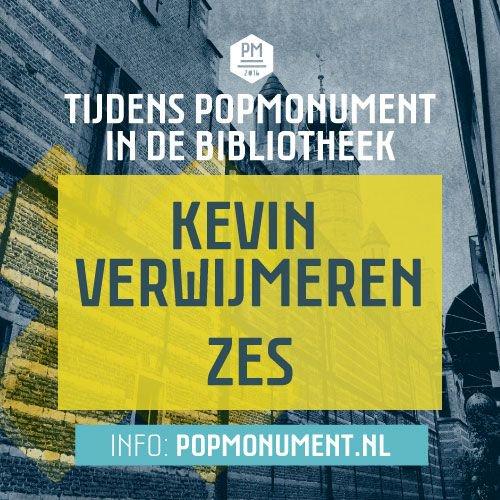 Popmonument - Kevin Verwijmeren